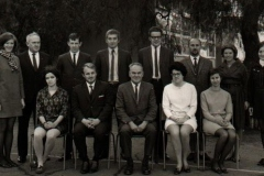 Richmond High School 1968 Teachers