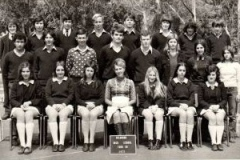 Richmond High School 1972-3M