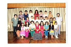 Richmond High School 1980-8K