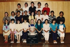 Richmond High School 1985-11M