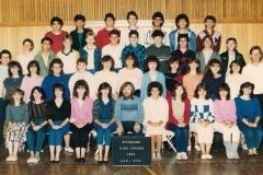 Richmond High School 1985-STC