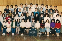 Richmond High School 1985-HSC