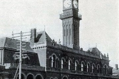 richmond-town-hall-with-clock